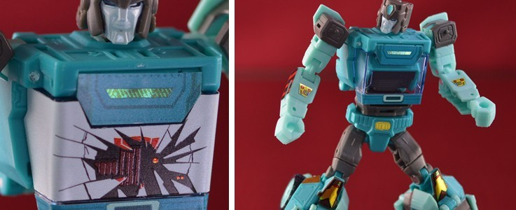 Labels for TR Kup