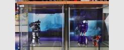 Evilbot Window Cube Shelf (B)