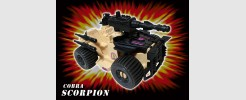 JOE Cobra Scorpion ATV (1994)
