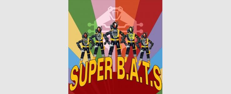 for Cobra BAT 1986 Super BATs chest plate design