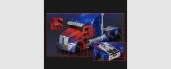 Labels for TLK Voyager Optimus Prime