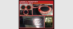 Labels for Legacy Morpher
