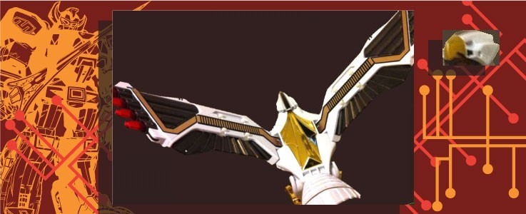 Labels for Falconzord