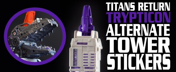 Labels for TR Trypticon alt Tower
