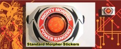 Labels for Power Morpher (standard version)