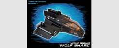 for GI JOE Wolf Squad Wolf SHARC submarine (2017)