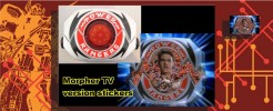 Labels for Power Morpher (tv version)