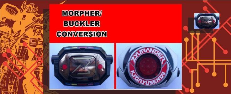 Labels for Dino Buckler