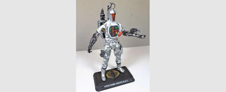 for Cobra BAT 25th - V1 original chest plate