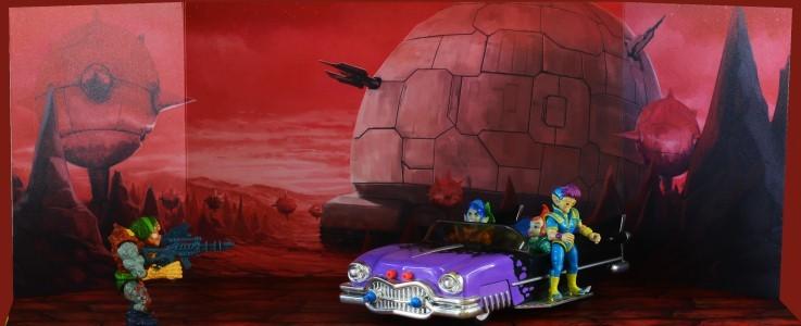 Fifth Dimension backdrops