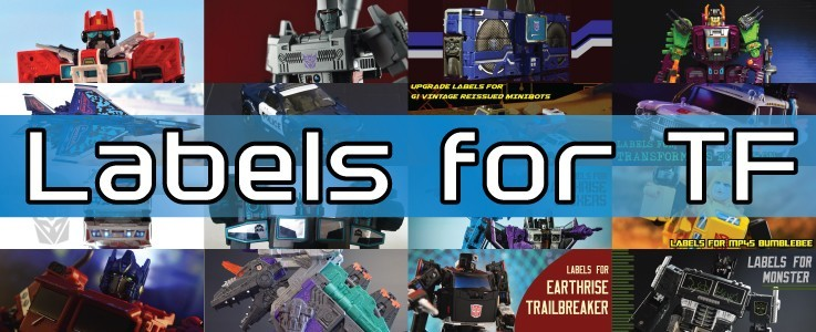 Labels for Transformers