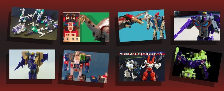 Labels for third party toys scaled to WST and Legends Transformers